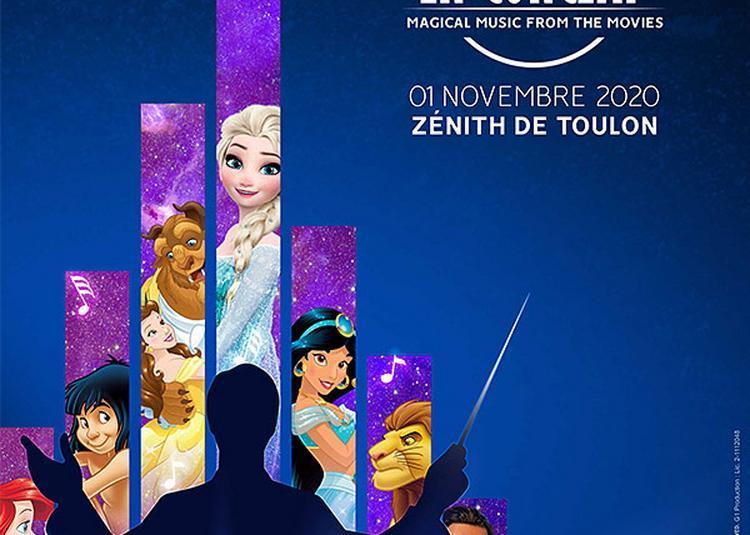 Disney En Concert à Toulon