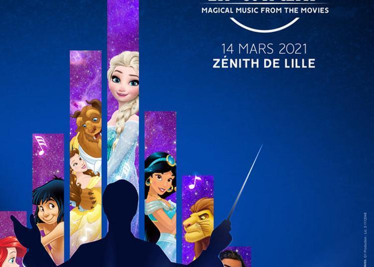 Disney En Concert - report à Lille