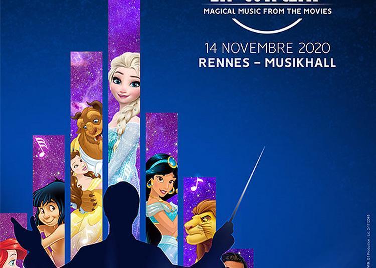 Disney En Concert - report à Bruz