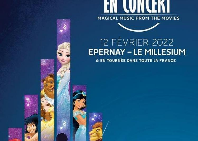 Disney En Concert : Magical Music From The Movies à Epernay