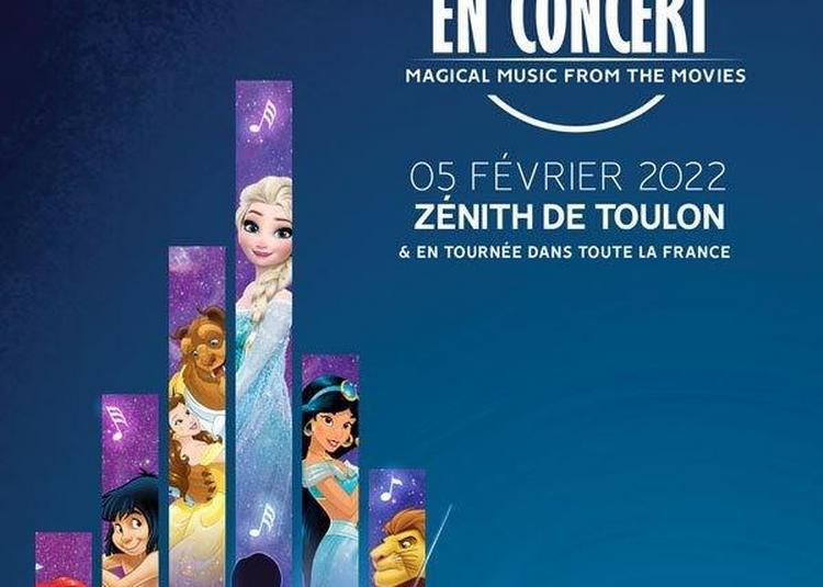 Disney En Concert : Magical Music From The Movies à Toulon