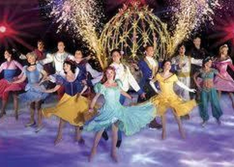 Disney Sur Glace Le Voyage Imaginaire à Nice