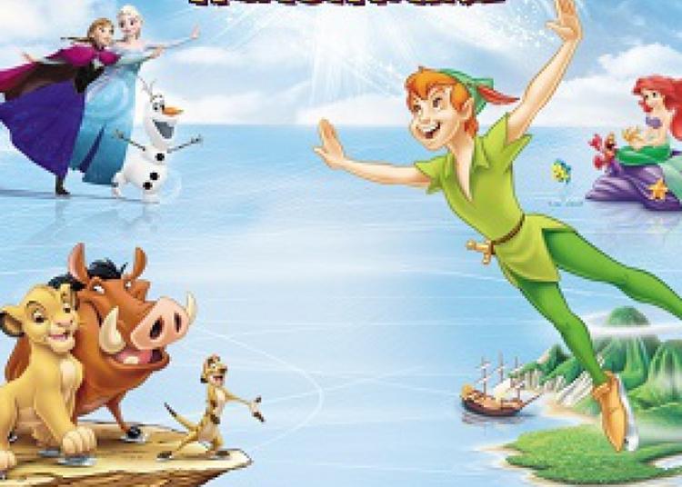 Disney Sur Glace à Marseille