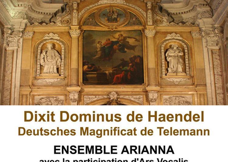 Dixit Dominus De Haendel à Montpellier