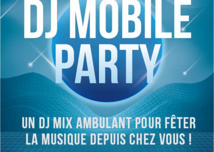 DJ Mobile Party, avec Baptiste Mouchon à Marquette Lez Lille