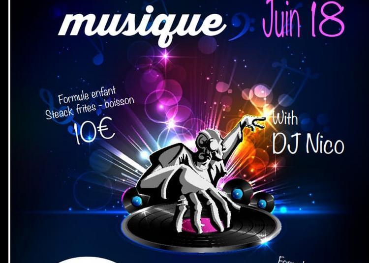 Dj Nico (Fête de la Musique 2018) à Toulon