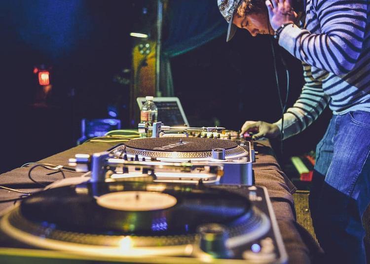 DJ Peter Lust à La Chunga à Toulouse
