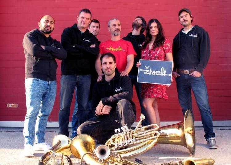 Dj Rom N'roll + Ziveli Orkestar à Paris 12ème