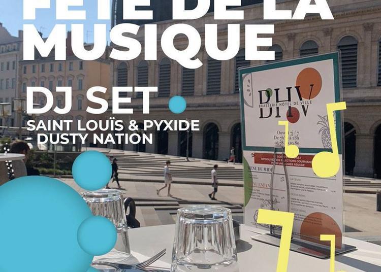 DJ Set au BHV à Lyon