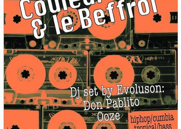 Dj Set By Evoluson : Don Pablito \ Ooze à Souillac