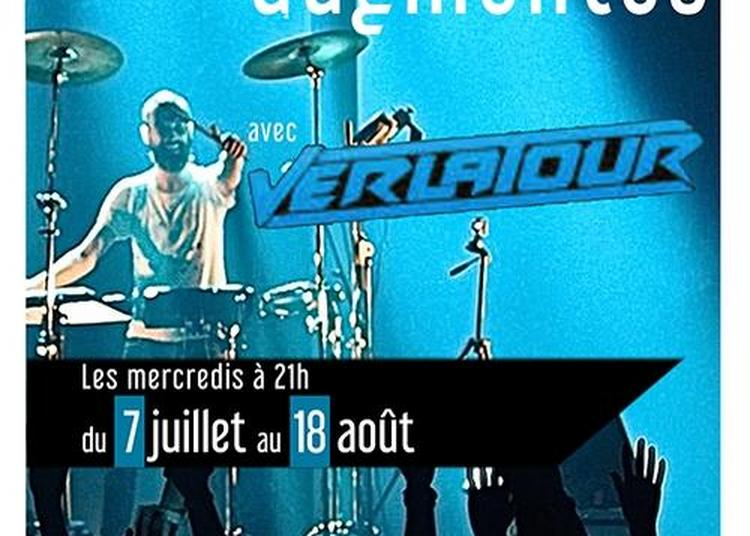 VERLATOUR - DJ Sets augmentés à Saint Riquier