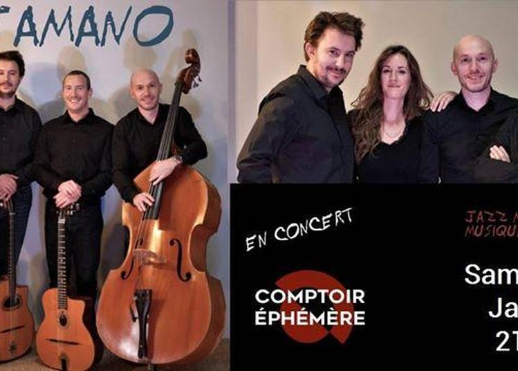 Djamano Quartet à Bordeaux