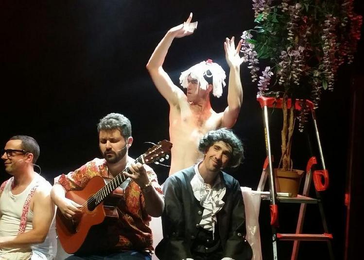 Djobi Djobach - Festival Aux rires etc :) à Saint Marcellin