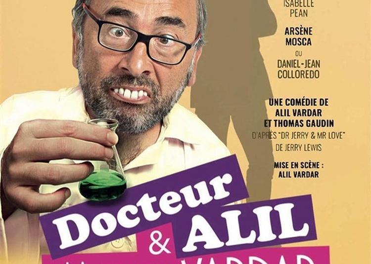 Docteur Alil & Mister Vardar à Paris 9ème