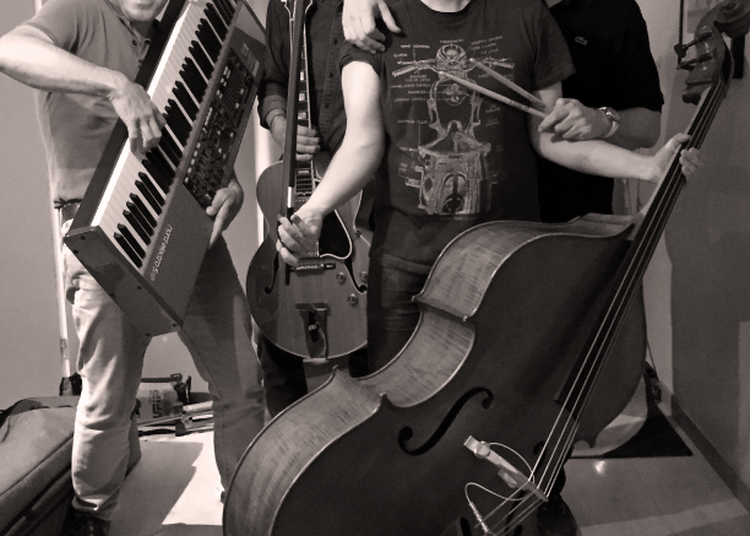 Docteur Swing Quartet à Paris 1er