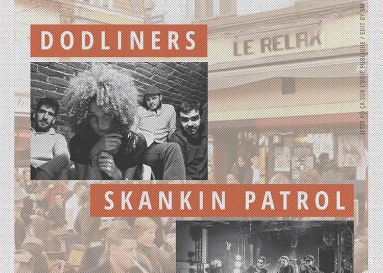Dodliners et Skankin Patrol (Fête de la Musique 2018) à Lille