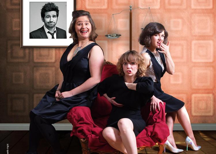 Dommages - Théâtre Vaudeville à Cherves Richemont