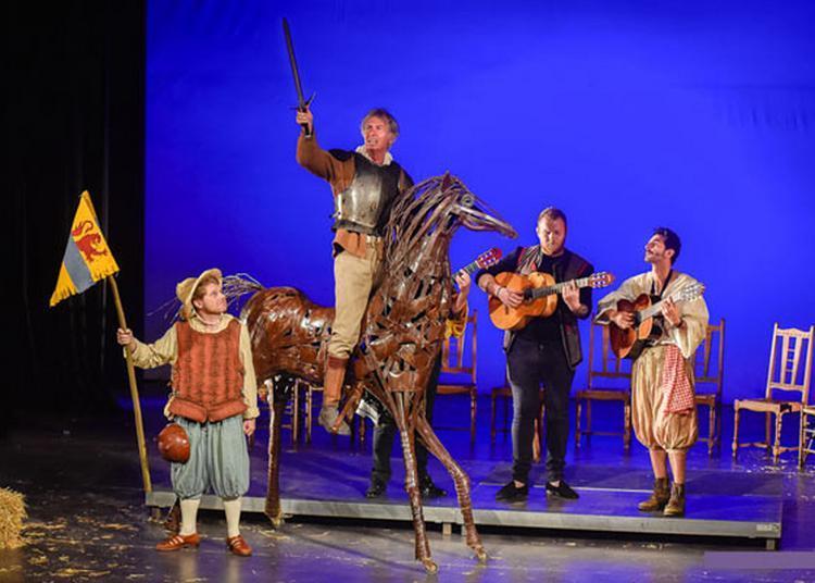 Don Quichotte Flamenco à Bagnols sur Ceze