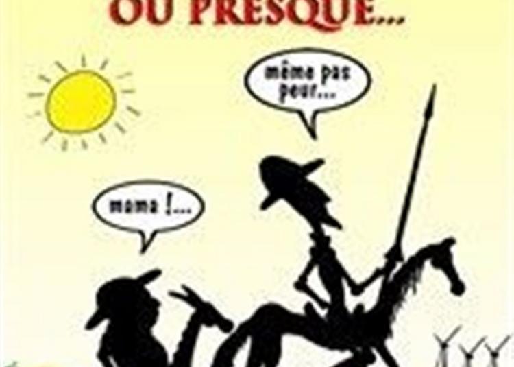 Don Quichotte Ou Presque à Montauban