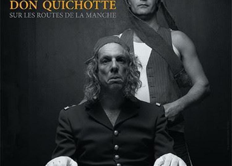 Don Quichotte Sur Les Routes De La Manche à Castelnau le Lez