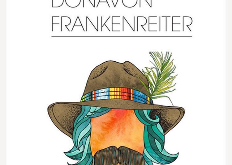 Donavon Frankenreiter à Paris 20ème