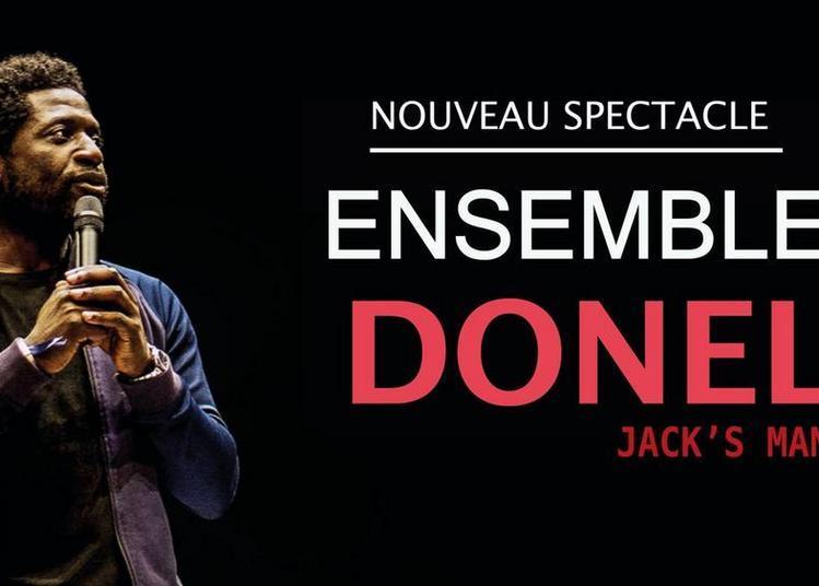 Donel Jack'Sman à Bordeaux