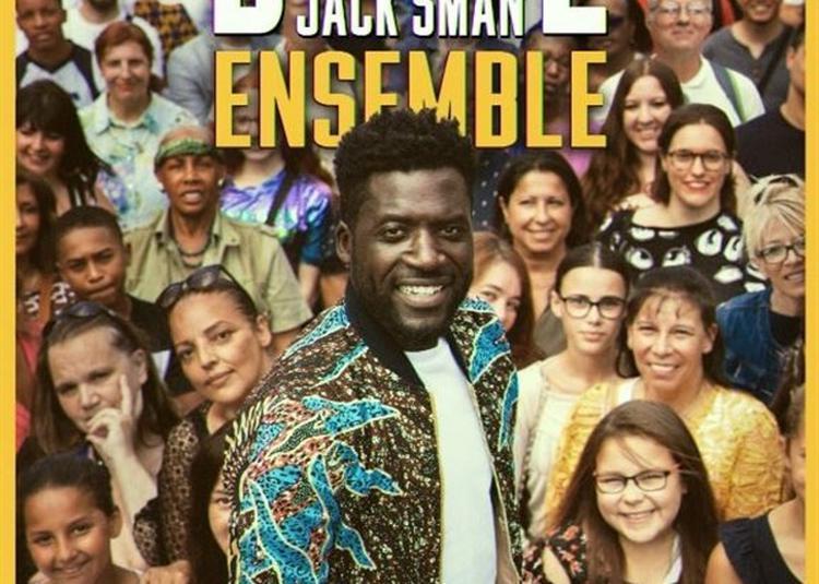 Donel Jack'Sman Dans Ensemble à Le Blanc Mesnil