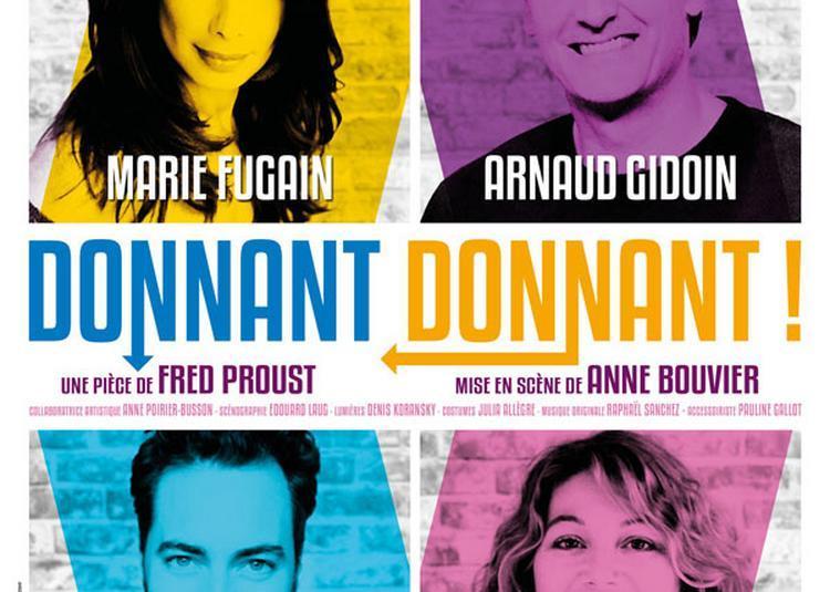 Donnant Donnant à Paris 9ème