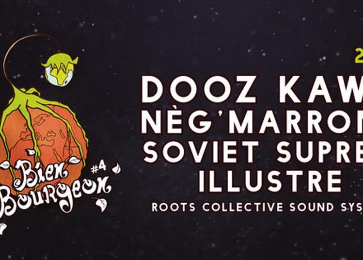 Dooz Kawa + Neg Marrons + Etc à Saint Geoire en Valdaine