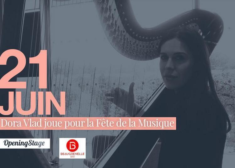 Dora Vlad Pour La Fête De La Musique à Paris 15ème