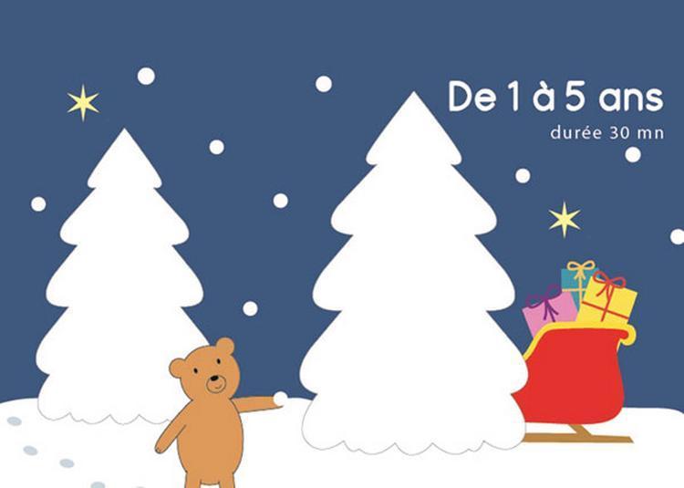 Doudou Ours Et Le Pere Noel à Paris 11ème