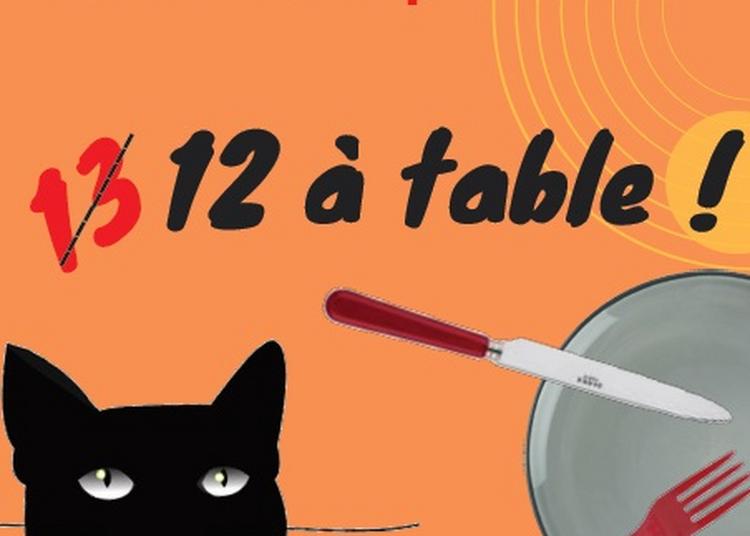 Douze à Table ! à Herimoncourt