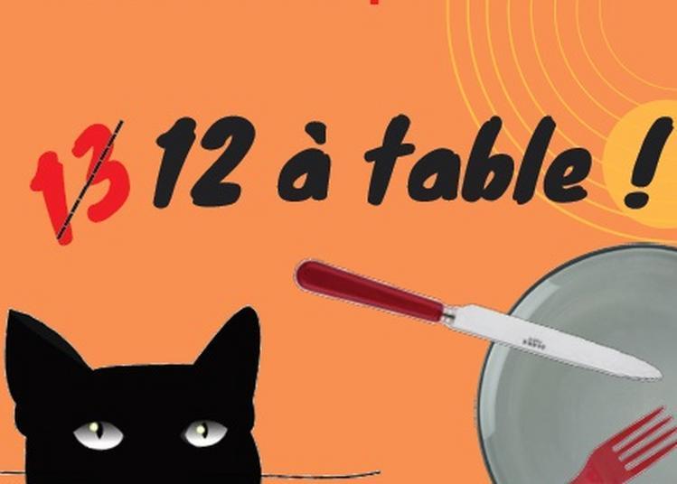 Douze à table ! à Beaucourt