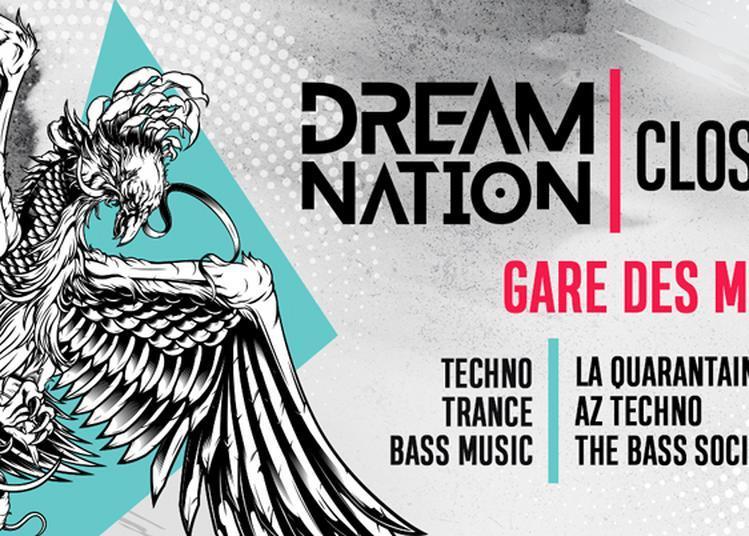 Dream Nation 2019 - Closing à Paris à Paris 19ème