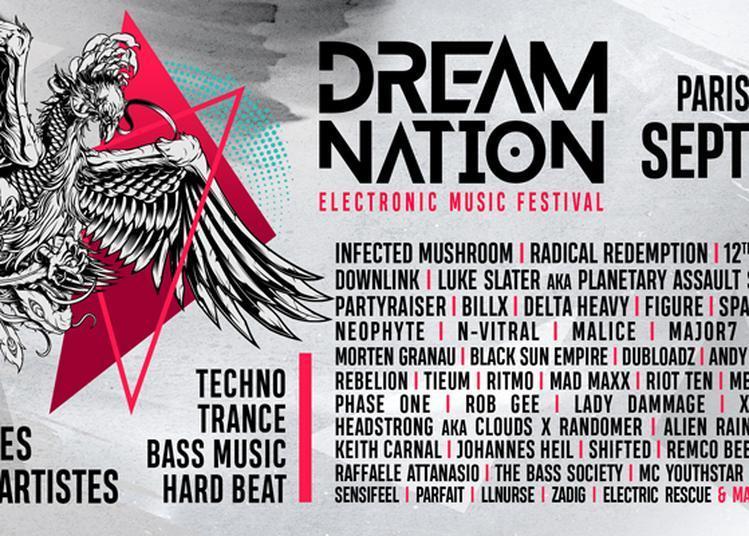Dream Nation 2019 - Main Event à Aubervilliers