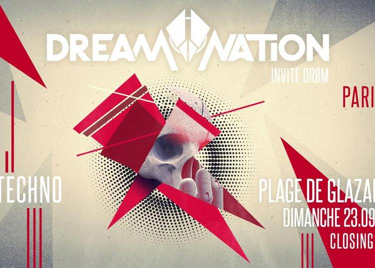 Dream Nation Festival 2018 - Closing à Paris 19ème