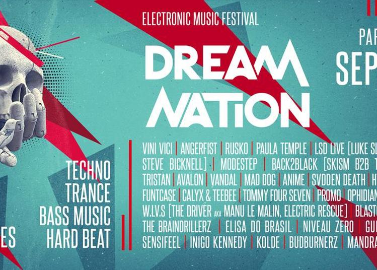 Dream Nation Festival 2018 - Main Event à Aubervilliers