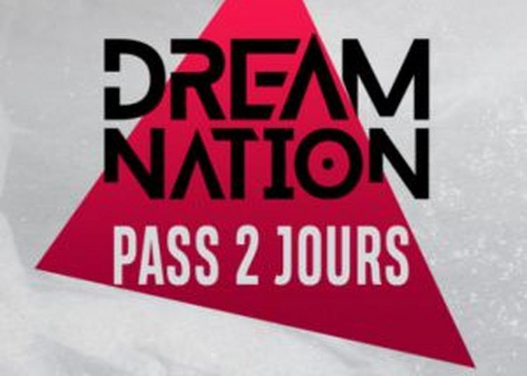 Dream Nation 2019 - Main Event et Closing à Aubervilliers