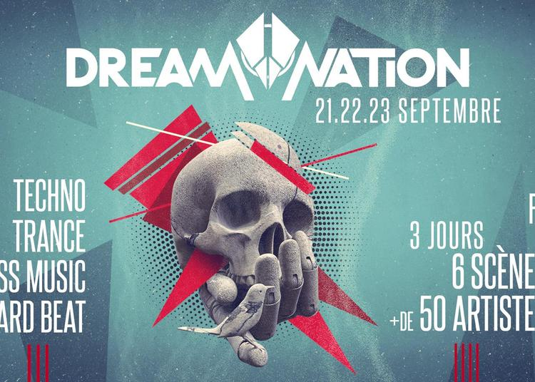 Dream Nation Festival 2018 - Opening et Main Event à Aubervilliers du 21