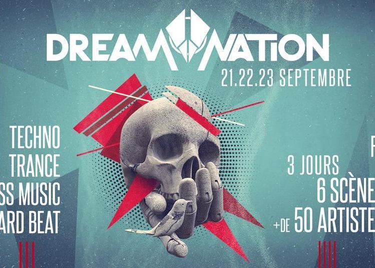 Dream Nation Festival 2018 - Opening et Main Event à Aubervilliers du 21