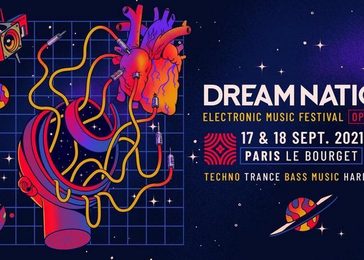 Dream Nation 2021 Pass 2 jours à Le Bourget