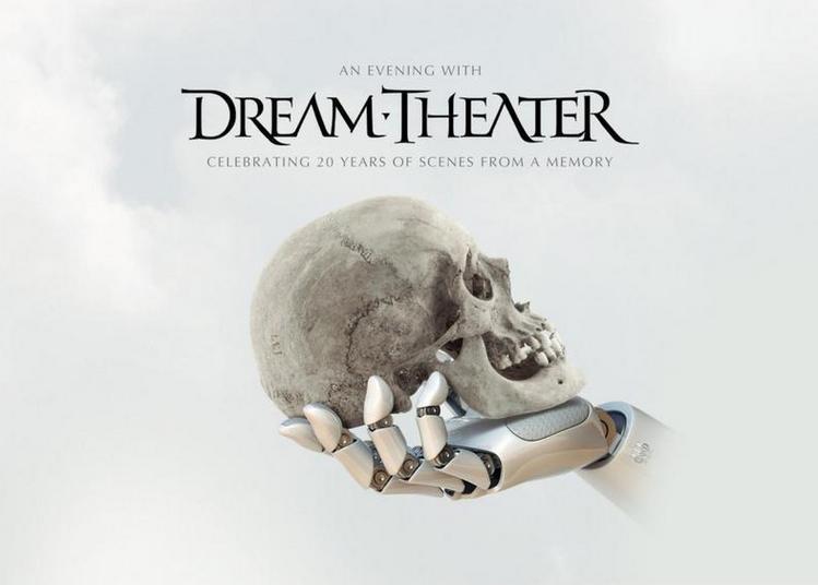 Dream Theater à Floirac