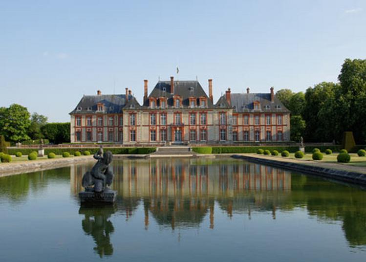 Droit D'Entree Au Chateau & Visite à Choisel