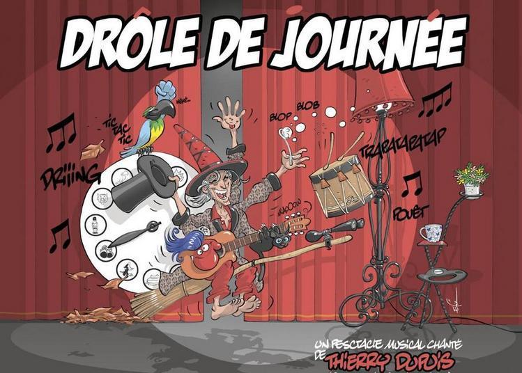Drole De Journee (1-4 Ans) à Grenoble