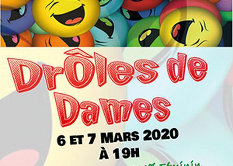 Drôles de Dames à Nantes