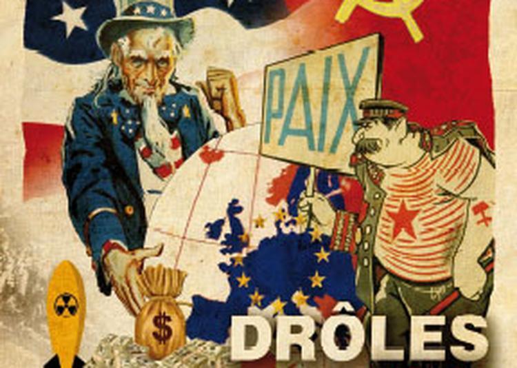 Drôles de Paix : 1945-2019 à Verdun