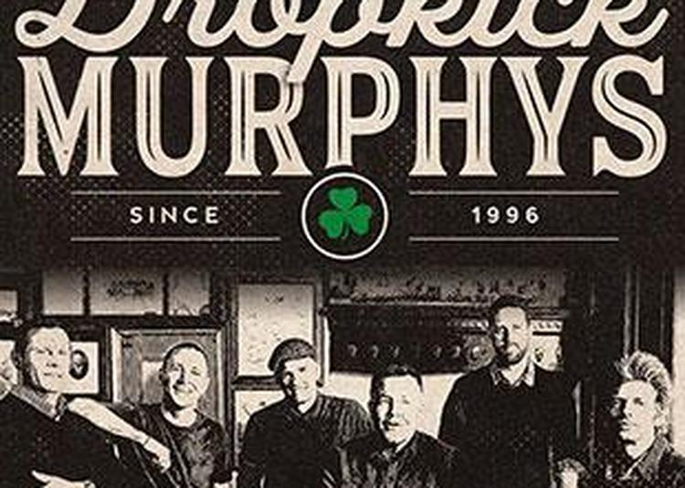 Dropkick Murphys à Nantes