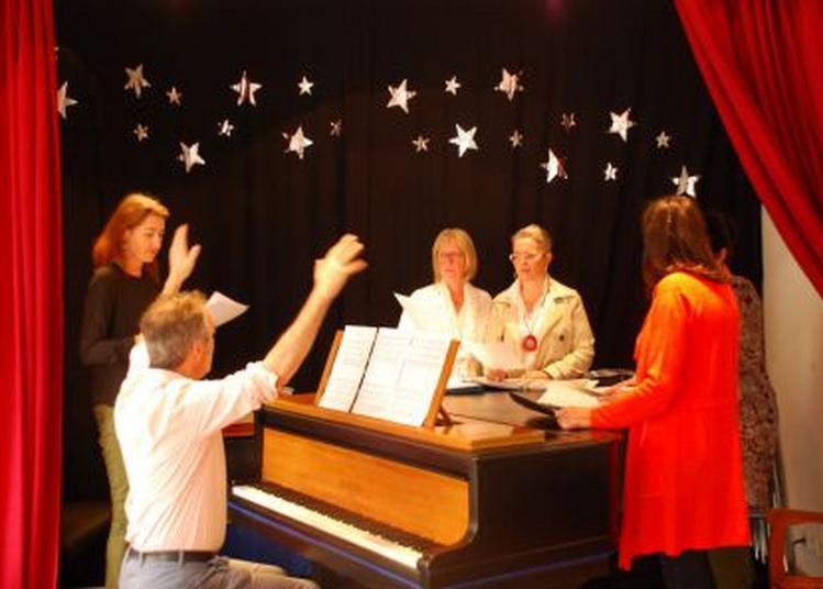 Choeur et Cie : chants ortodoxes à Nantes