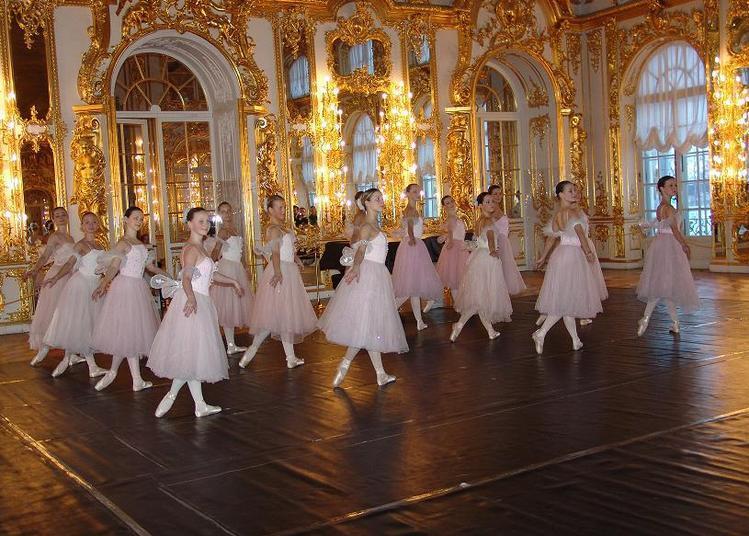 Ecole Impériale de Ballet de Saint-Pétersbourg à Valencay
