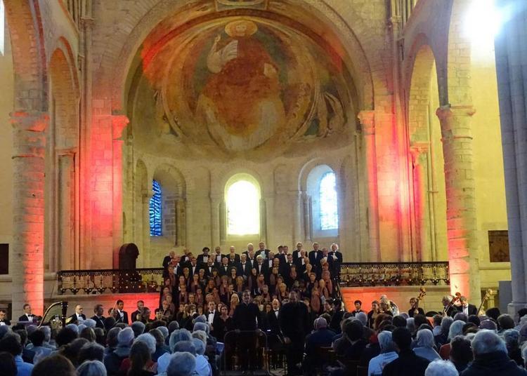Concert Puccini (messa Di Gloria) Et Brahms (schicksalslied - Le Chant Du Destin) à Nevers